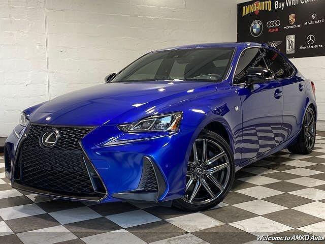 2020 Lexus IS IS 300 F SPORT for sale in Laurel, MD