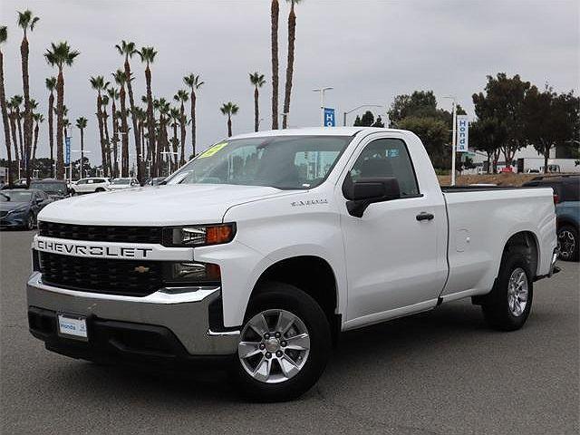 2020 Chevrolet Silverado 1500 Work Truck for sale in Chula Vista, CA