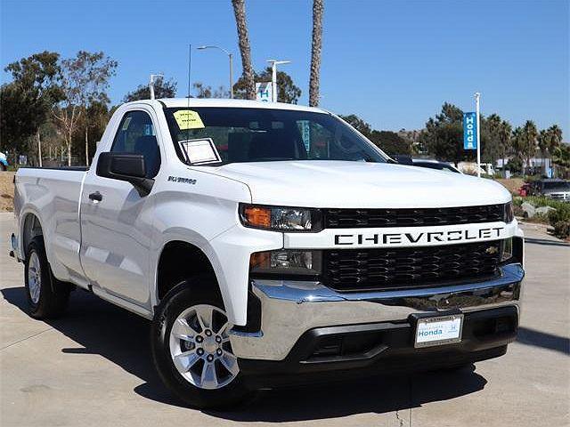 2019 Chevrolet Silverado 1500 Work Truck for sale in Chula Vista, CA