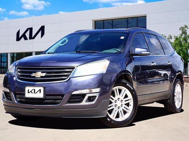 2014 Chevrolet Traverse LT for sale in Austin, TX