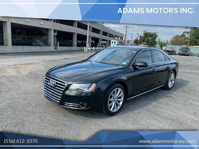 2011 Audi A8 4dr Sdn for sale in Inwood, NY