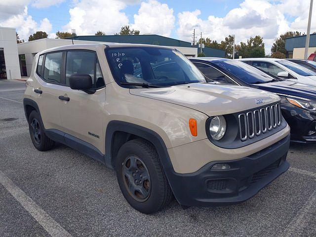 2015 Jeep Renegade Sport for sale in Orlando, FL