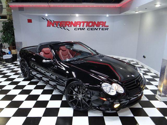 2004 Mercedes-Benz SL-Class 2dr Roadster 5.5L for sale in Lombard, IL