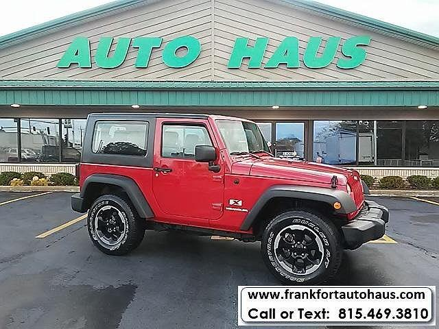 2008 Jeep Wrangler X for sale in Frankfort, IL