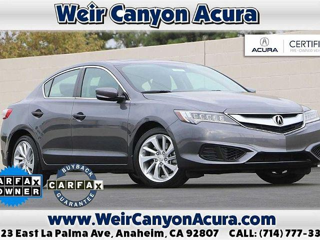 2018 Acura ILX Unknown for sale in Anaheim, CA