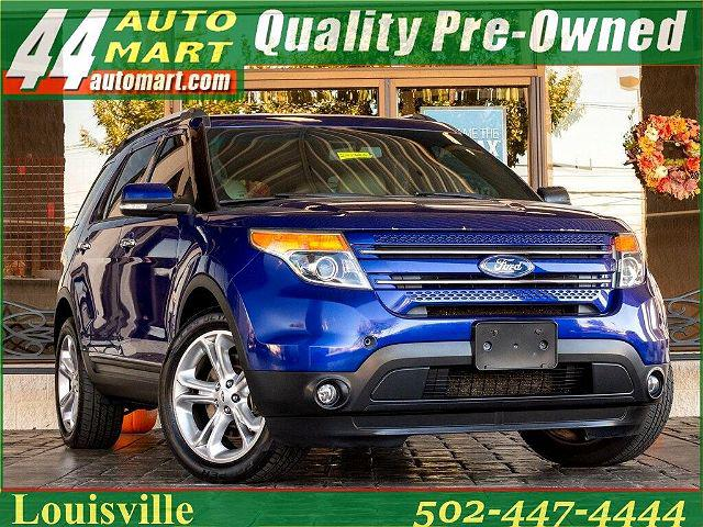 2014 Ford Explorer Limited for sale in Louisville, KY