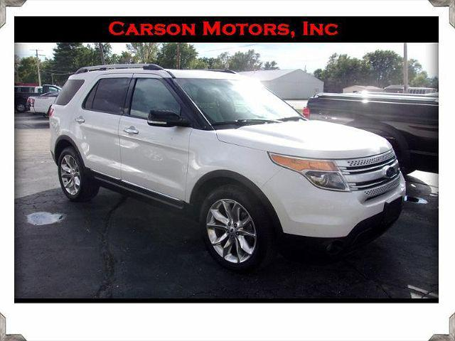 2015 Ford Explorer XLT for sale in Carthage, IL