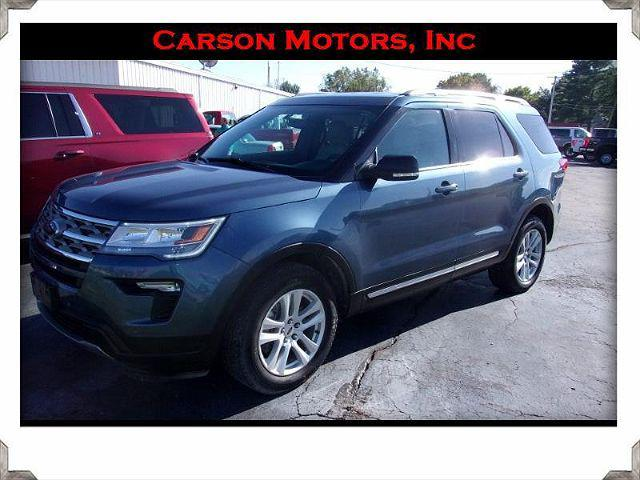 2018 Ford Explorer XLT for sale in Carthage, IL
