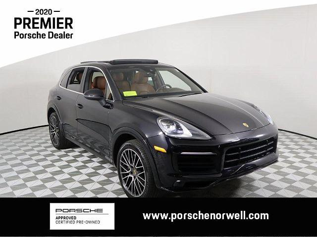 2019 Porsche Cayenne S for sale in Norwell, MA