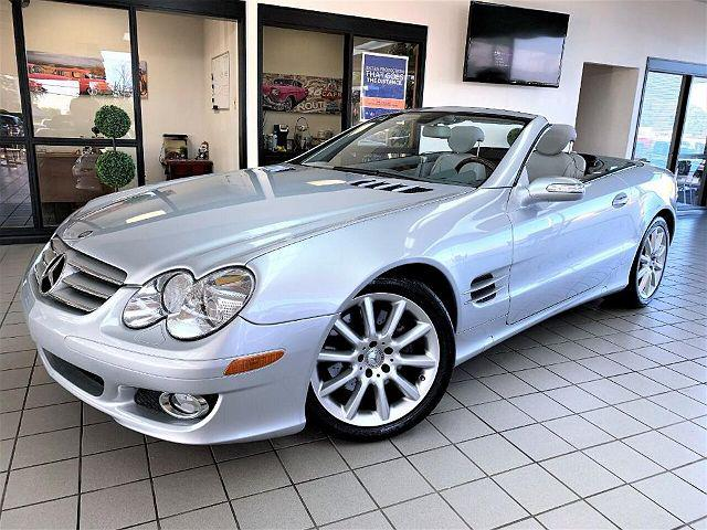 2007 Mercedes-Benz SL-Class 5.5L V8 for sale in Saint Charles, IL