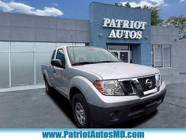 2017 Nissan Frontier S for sale in Baltimore, MD