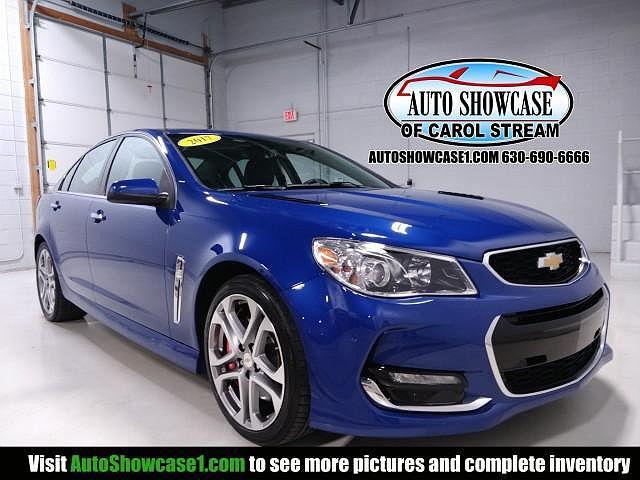 2017 Chevrolet SS 4dr Sdn for sale in Carol Stream, IL