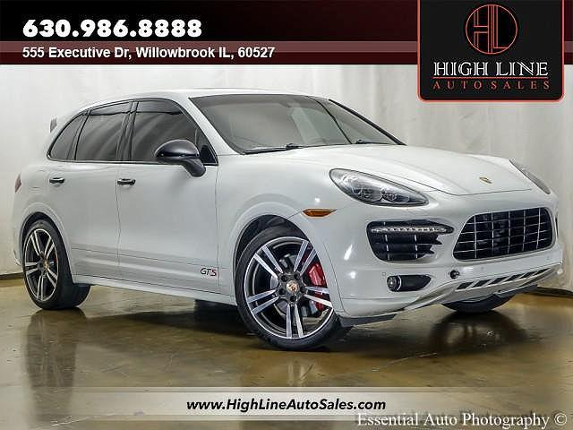 2013 Porsche Cayenne GTS for sale in Willowbrook, IL