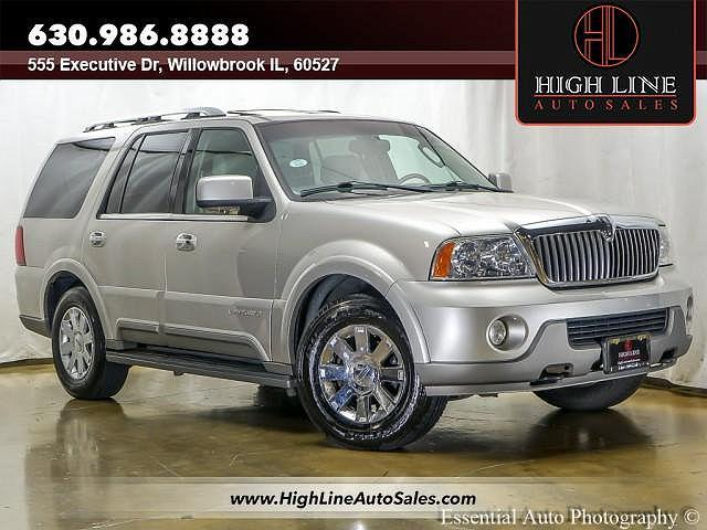2004 Lincoln Navigator Luxury for sale in Willowbrook, IL