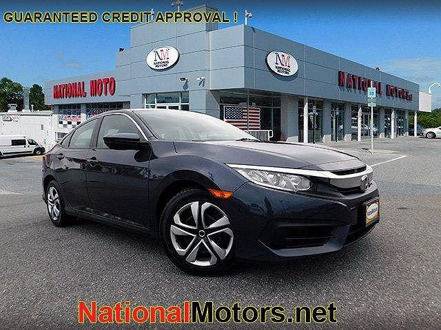 2017 Honda Civic Sedan LX for sale in Ellicott City, MD