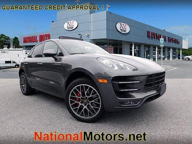 2015 Porsche Macan Turbo for sale in Ellicott City, MD