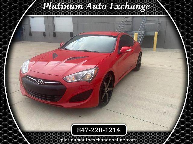 2015 Hyundai Genesis Coupe for sale near Mount Prospect, IL