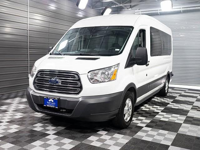 2017 Ford Transit Wagon XLT for sale in Sykesville, MD