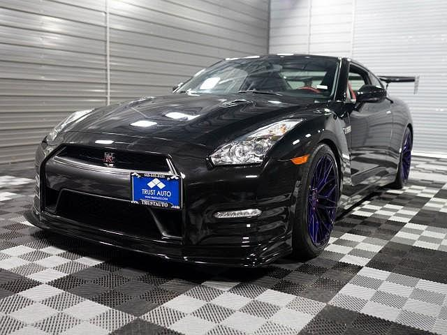 2014 Nissan GT-R Black Edition for sale in Sykesville, MD