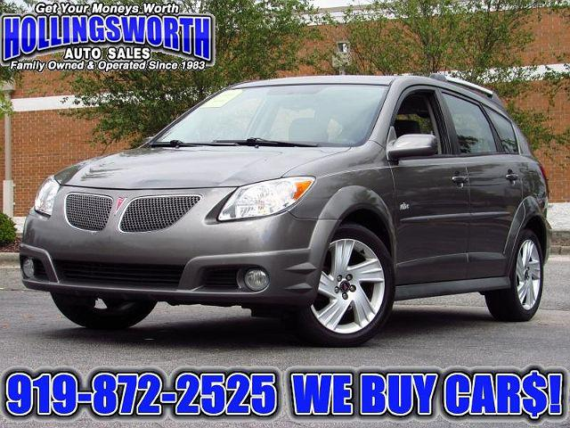 2006 Pontiac Vibe 4dr HB FWD for sale in Raleigh, NC