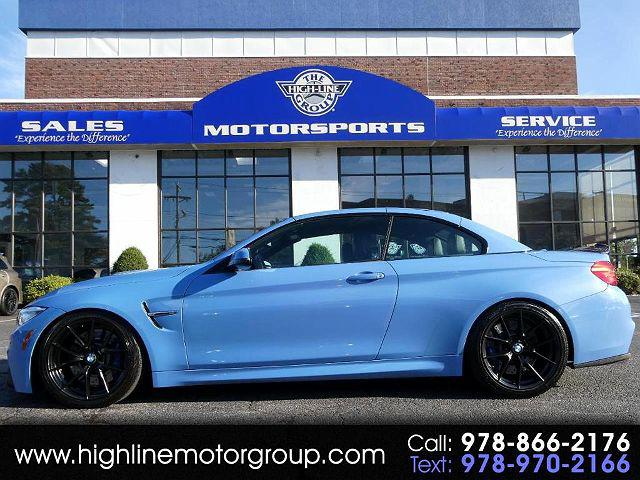 2016 BMW M4 2dr Conv for sale in Lowell, MA
