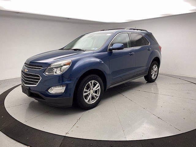 2016 Chevrolet Equinox LT for sale in Mount Holly, NJ