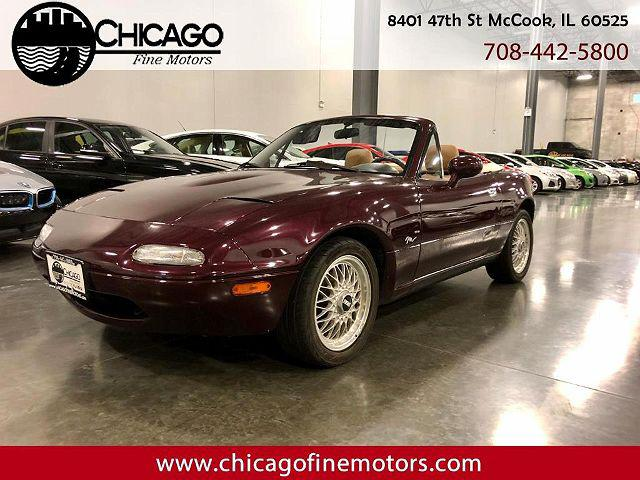 1995 Mazda MX-5 Miata Leather Pkg/M-Edition for sale near McCook, IL