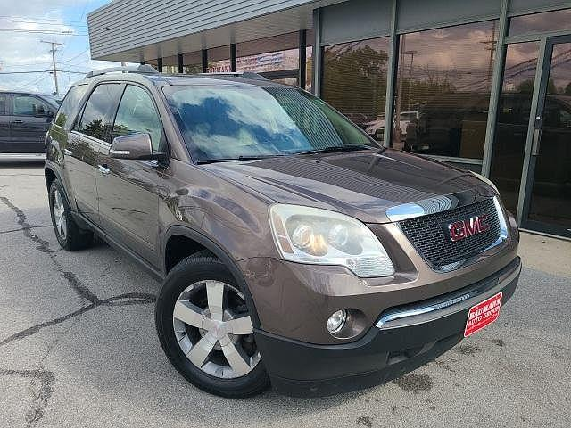 2012 GMC Acadia SLT1 for sale in Fremont, OH
