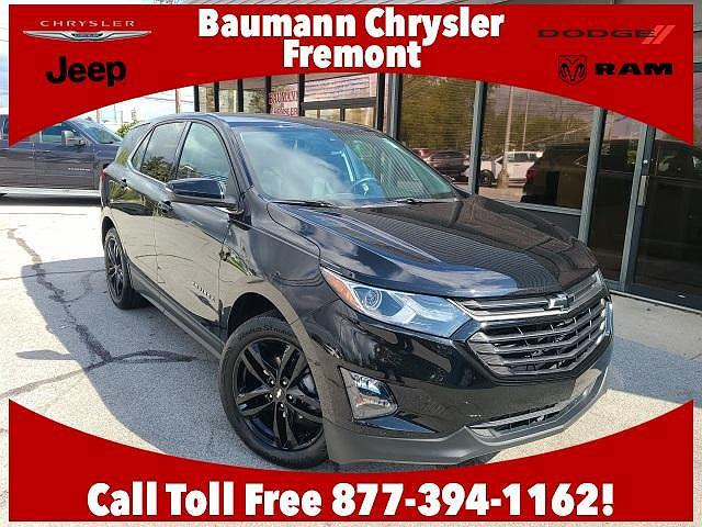 2020 Chevrolet Equinox LT for sale in Fremont, OH