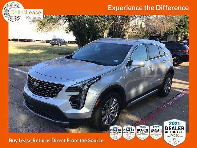 2020 Cadillac XT4 FWD Premium Luxury for sale in Dallas, TX