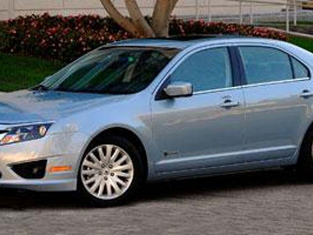 2010 Ford Fusion Hybrid for sale in East Windsor, CT