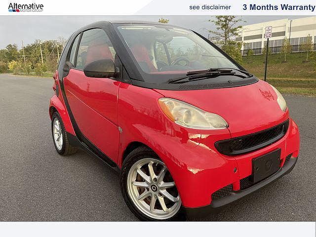 2009 smart fortwo Passion for sale in Chantilly, VA