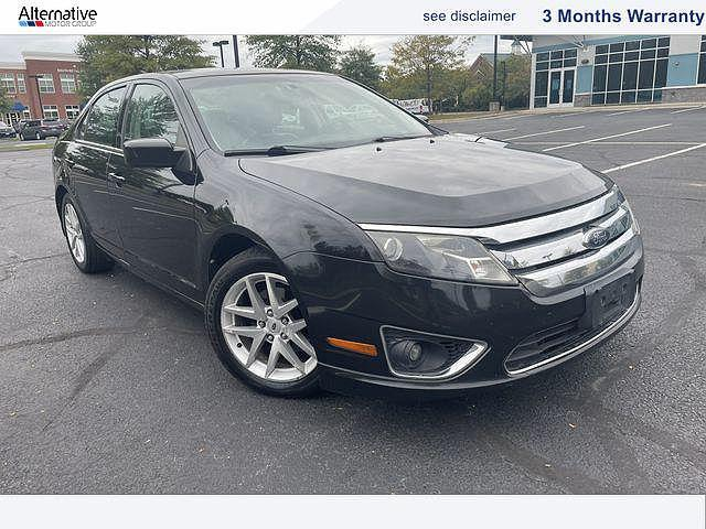 2010 Ford Fusion SEL for sale in Chantilly, VA