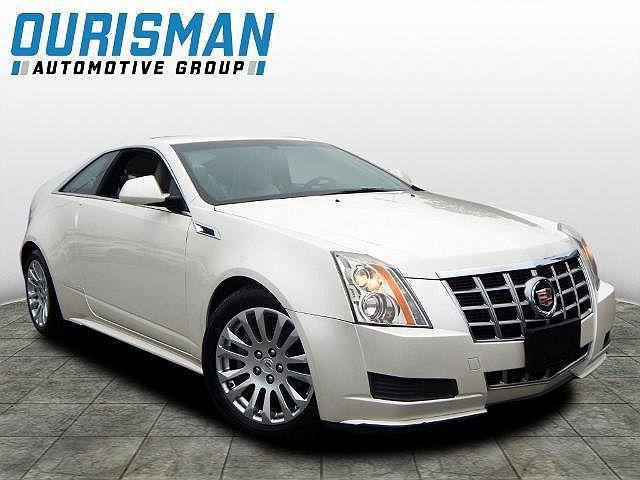 2013 Cadillac CTS Coupe for sale near Rockville, MD