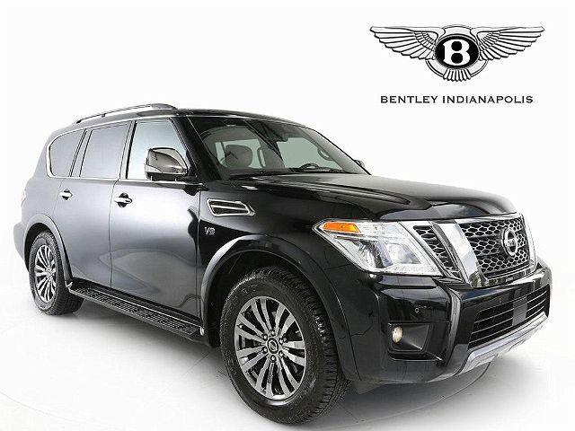 2019 Nissan Armada Platinum for sale in Fishers, IN