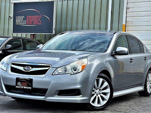 2010 Subaru Legacy Limited for sale in Lemont, IL