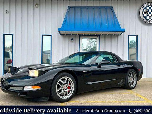 2004 Chevrolet Corvette Z06 for sale in Rowlett, TX
