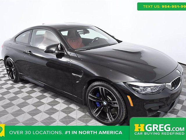 2018 BMW M4 Coupe for sale in Doral, FL