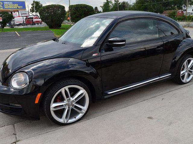 2012 Volkswagen Beetle 2.5L w/Sound/Nav PZEV for sale in Elmhurst, IL