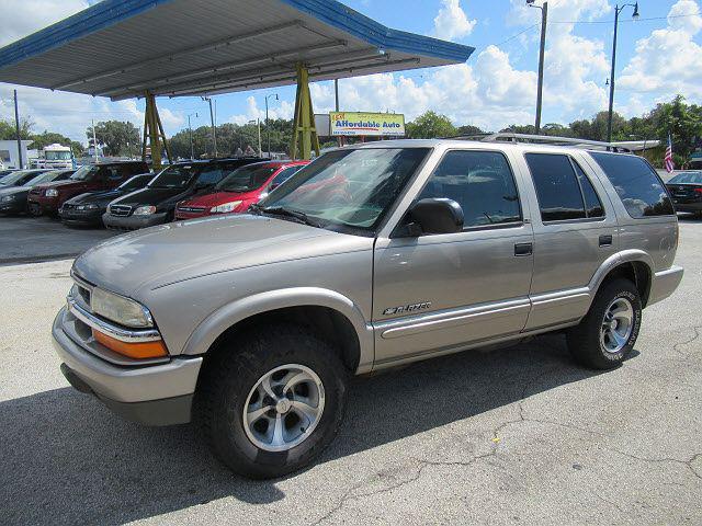 2002 Chevrolet Blazer LS for sale in Leesburg, FL