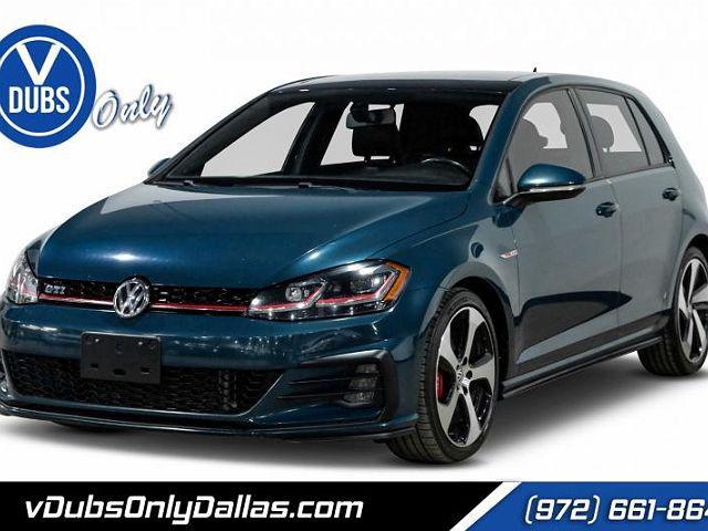 2018 Volkswagen Golf GTI SE for sale in Dallas, TX