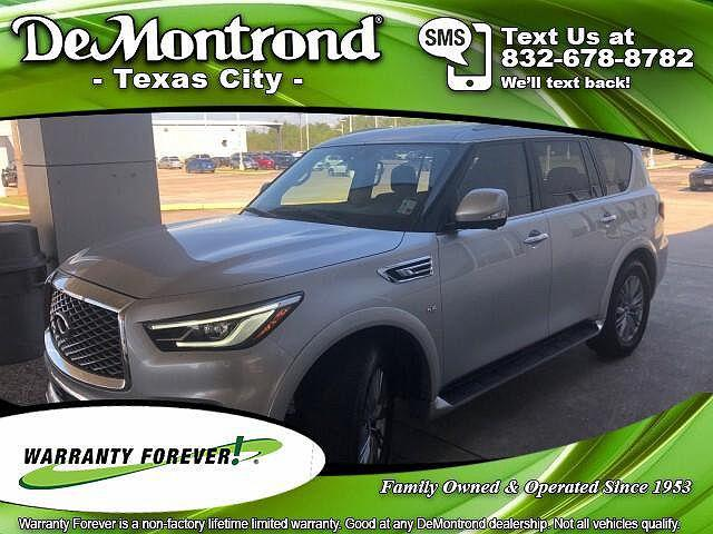 2019 INFINITI QX80 LUXE for sale in Texas City, TX