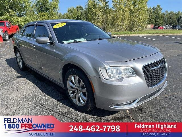 2017 Chrysler 300 Touring for sale in Highland Township, MI