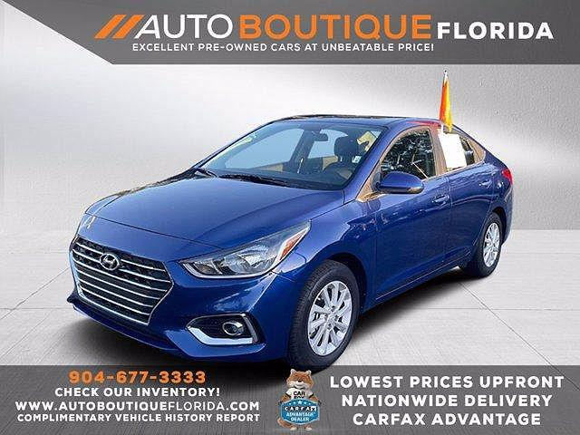 2021 Hyundai Accent SEL for sale in Jacksonville, FL