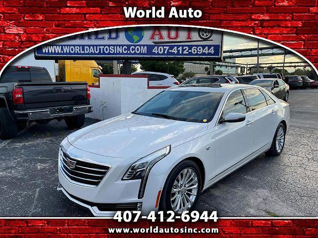 2016 Cadillac CT6 Luxury RWD for sale in Orlando, FL