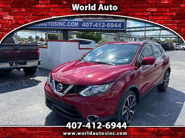 2018 Nissan Rogue Sport SL for sale in Orlando, FL