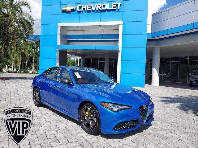 2021 Alfa Romeo Giulia Ti Sport for sale in Coconut Creek, FL
