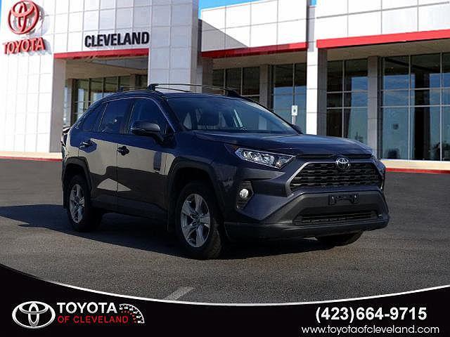 2020 Toyota RAV4 XLE for sale in Mc Donald, TN