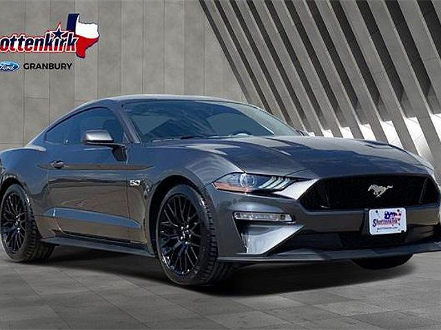 2019 Ford Mustang for sale near Granbury, TX