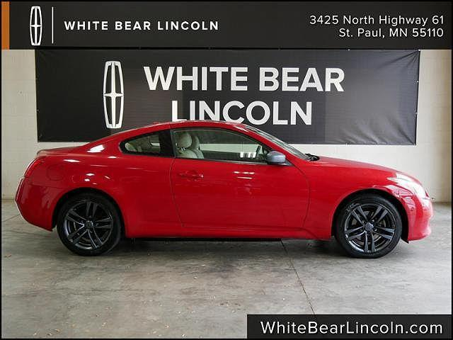 2010 INFINITI G37 Coupe x for sale in White Bear Lake, MN